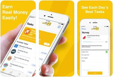 Aplikasi IOS Penghasil Uang