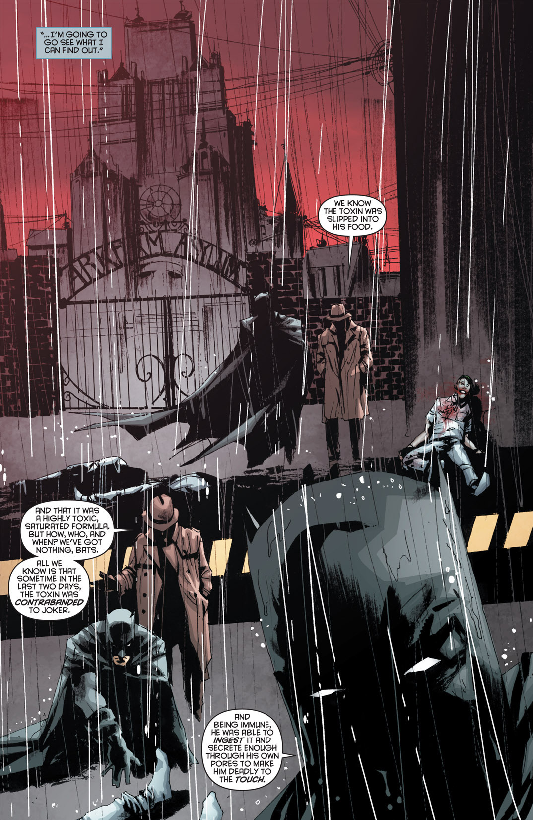 Detective Comics (1937) 880 Page 7