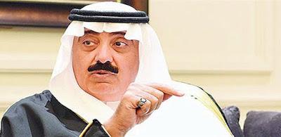 الأمير متعب بن عبد الله وزير الحرس الوطني - أرشيفية
