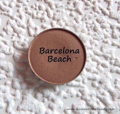 barcelona beach  makeup geek