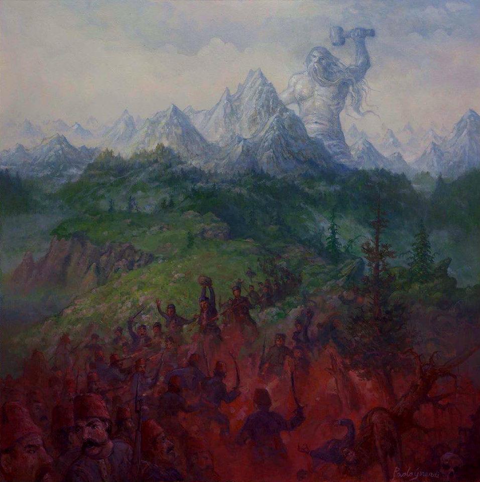 Image result for Tsar Stangra Celestial Forger