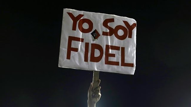 Cubans, foreign leaders bid final farewell to Fidel Castro