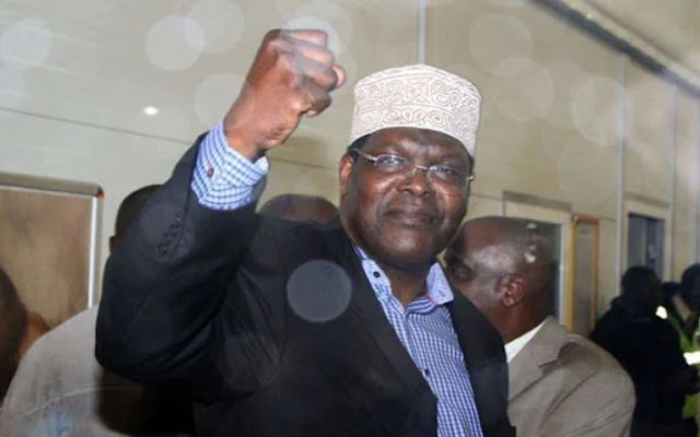 Miguna Lacks Social Intelligence, Tweep Slams Struggling NRM General