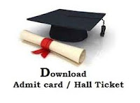 Kerala TET Hall Ticket Download 2013