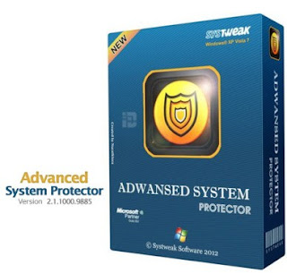 Advanced System Protector 2015 Serial Key [Latest]