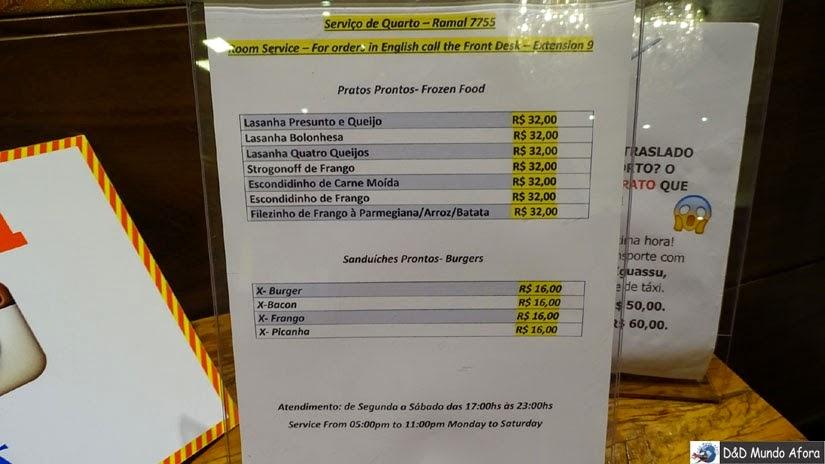 hotel Best Western Tarobá Foz do Iguaçu