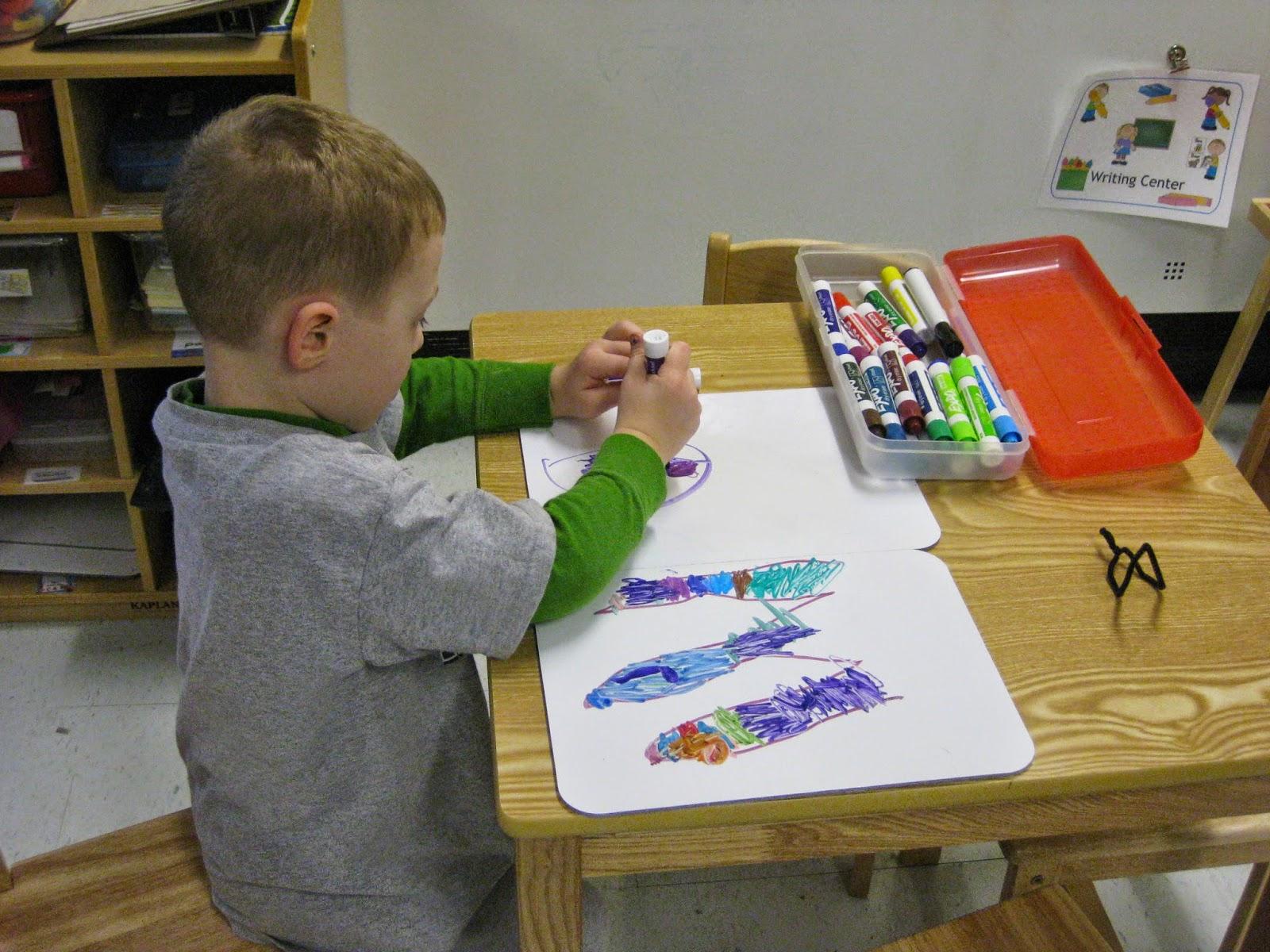 Van Y Preschool Preview: Giving Thanks, Turkey Art, Choice ...