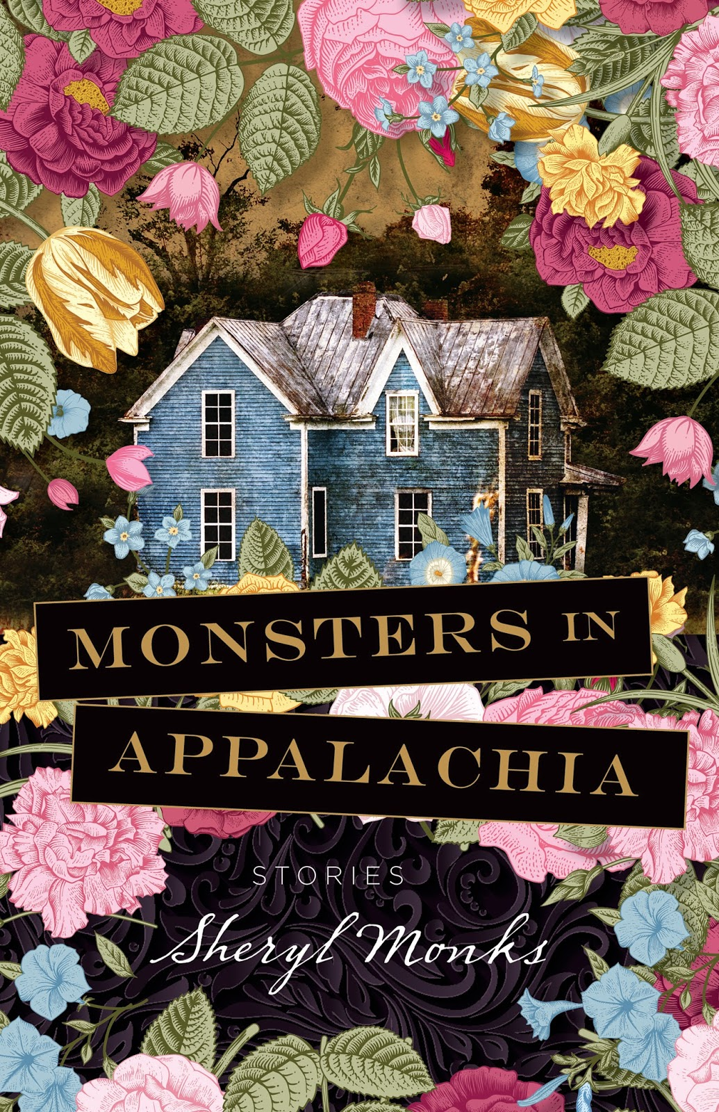 Monsters In Appalachia By Sheryl Monks (vandalia Press)