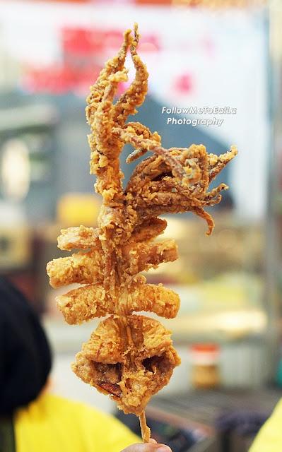 25 Cm Jumbo Squid