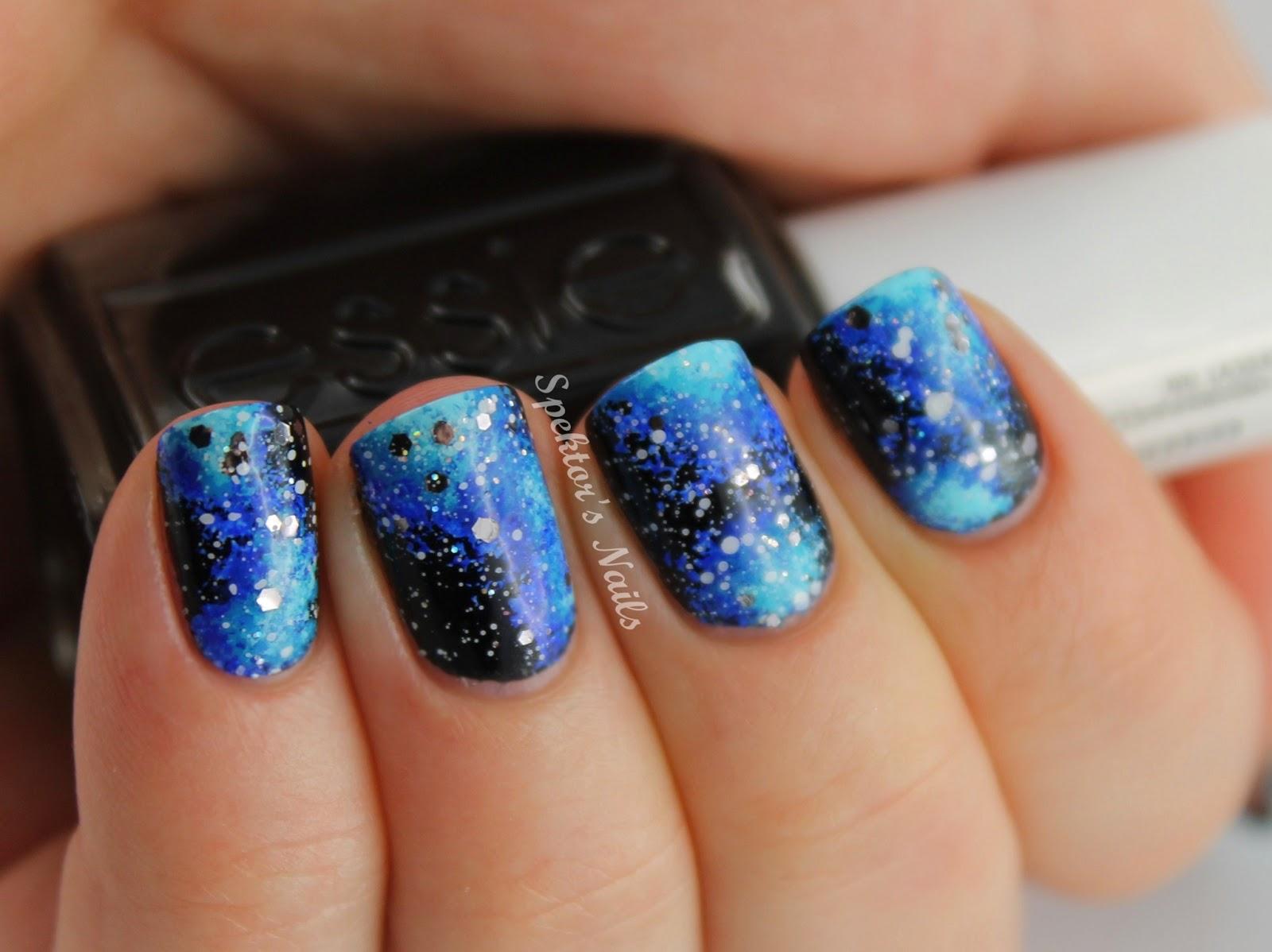 Galaxy Acrylic Nails - Bing images