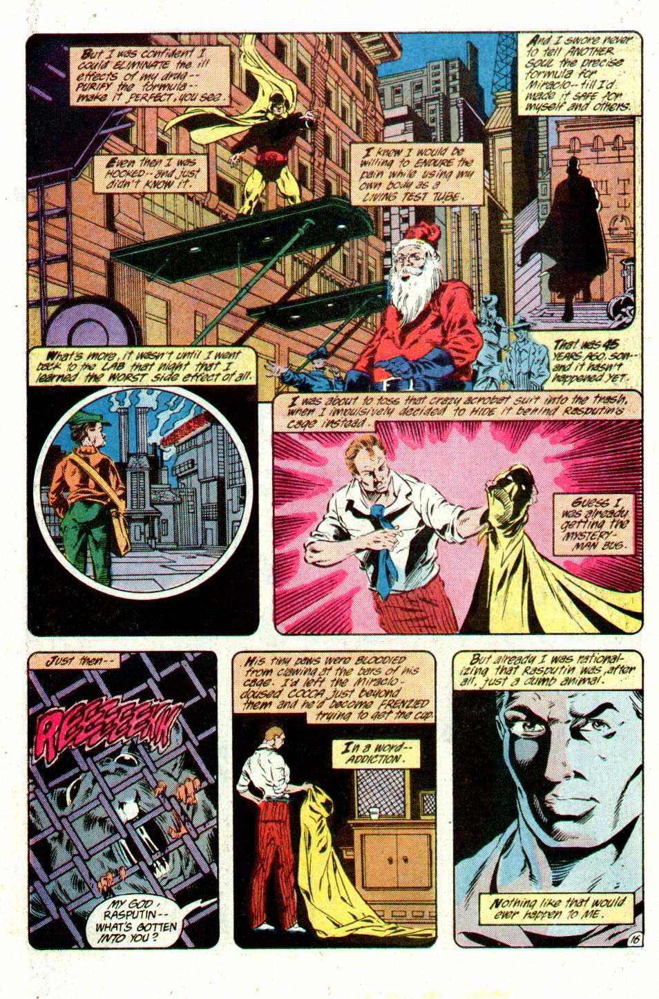Read online Secret Origins (1986) comic -  Issue #16 - 38
