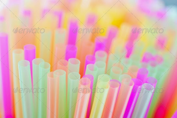 free Drinking Straws images