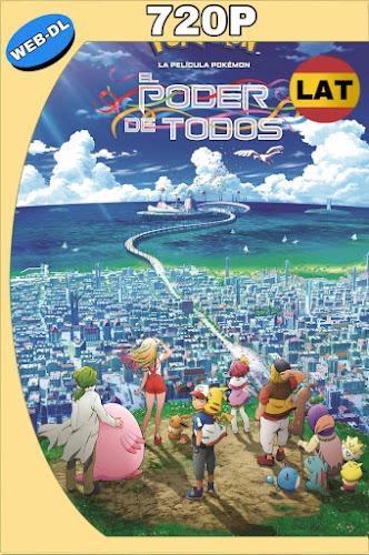 POKÉMON EL PODER DE TODOS (2018) WEB-DL 720P LATINO MKV