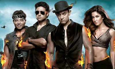 Dhoom 3 dialogues, Dhoom 3 Movie dialogues, Aamir Khan dialogues in Dhoom 3