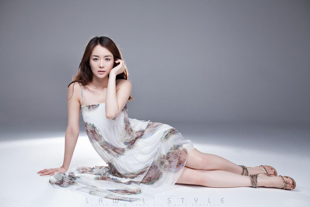 MOKO Girl - Wu Xiao Chen   Asia Cantik Blog