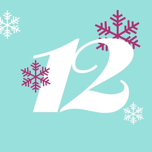 Adventskalendertürchen 12