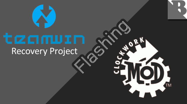 How To Flash Custom Recovery (TWRP/CWM)  And UPDATE-SuperSU.zip Samsung Galaxy Devices