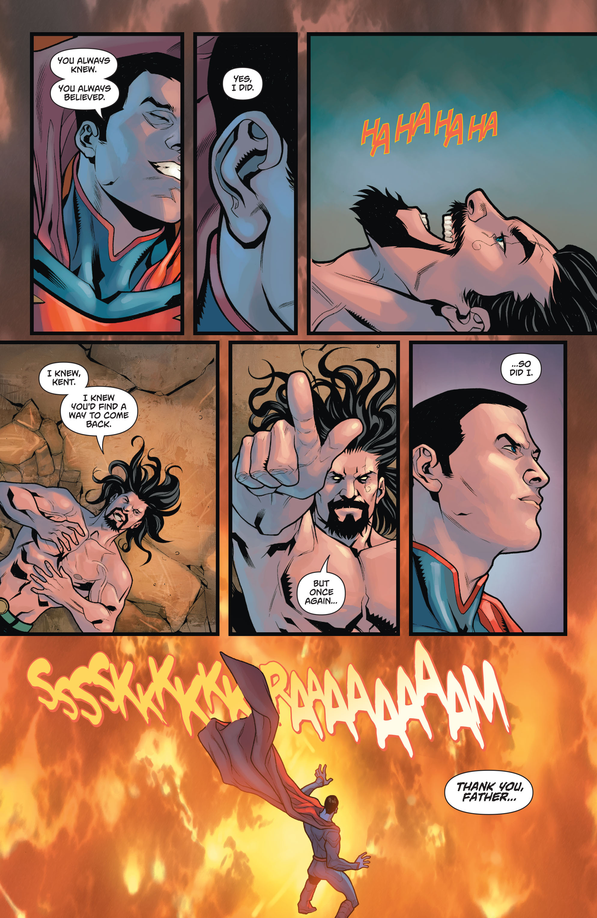 Read online Action Comics (2011) comic -  Issue #50 - 37
