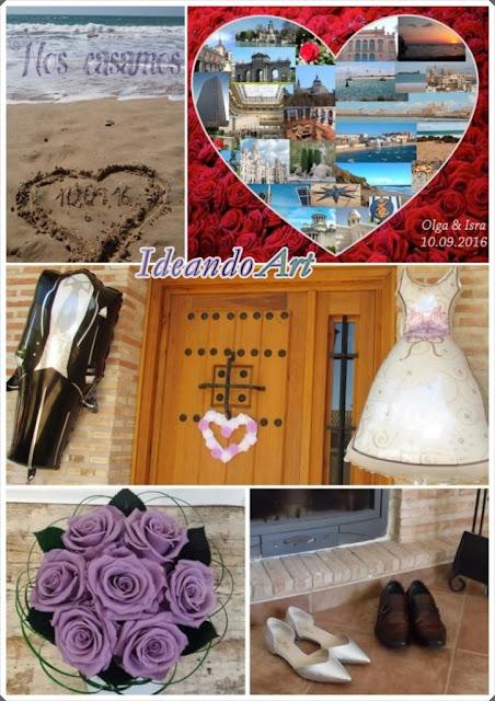 Novedades: nuestra boda
