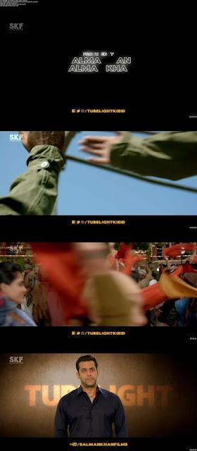 Tubelight 2017 Theatrical Teaser Trailer 720p Hindi