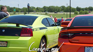 Dodge Charger RT Daytona Lime Green Go Mango