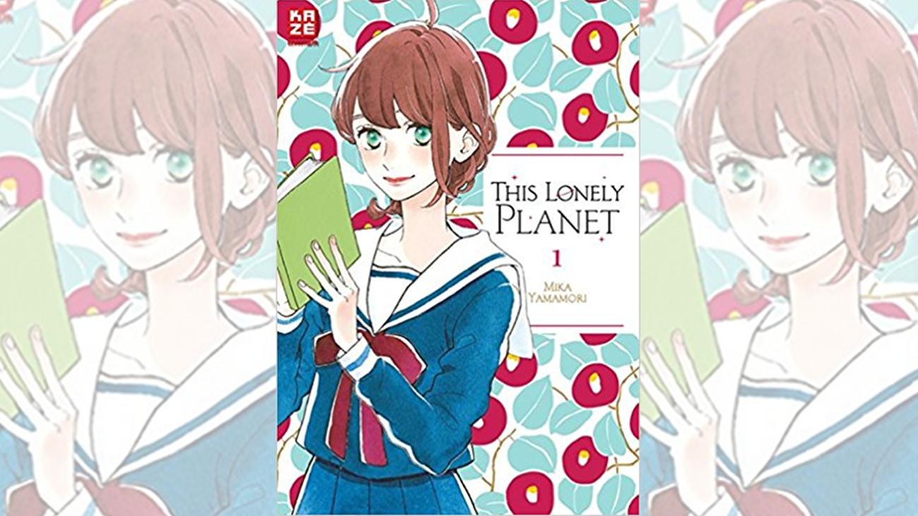 Manga Highlights 2017, This Lonely Planet (Kazé)