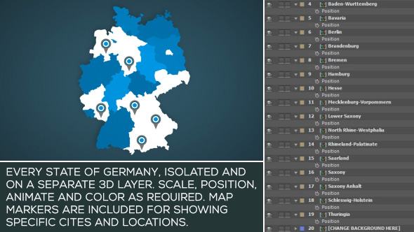 germany2bpreview2bimage videohive germany map kit after effects template download