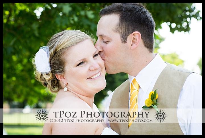 Federal Hill wedding photo