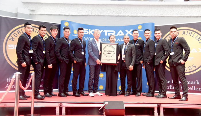 AirAsia World Champion at Skytrax for the ninth time