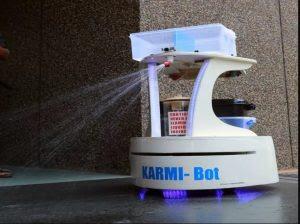 'KARMI-Bot' Robot---Kerala