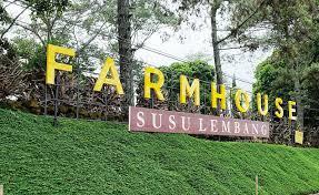 Alamat Farm House Susu Lembang
