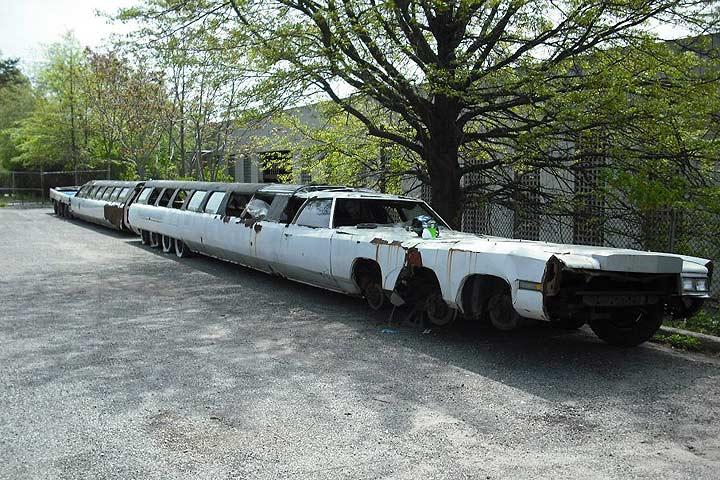 Worlds longest limousine: The American dream : pics