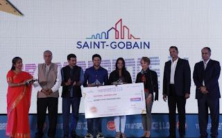Saint-Gobain awards Prizes to budding Architects