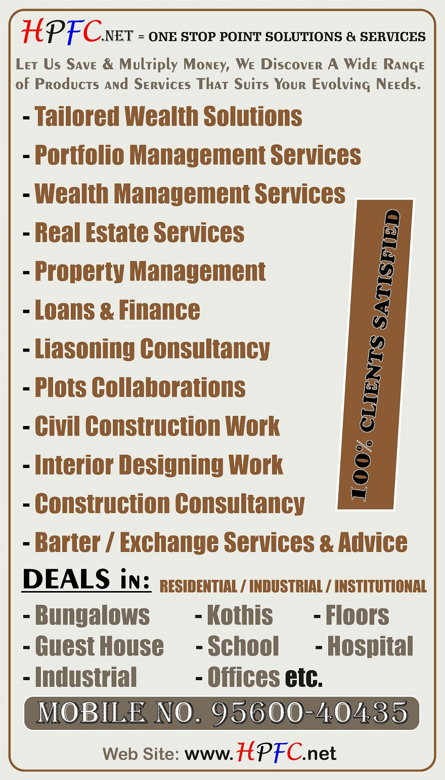 Multiple Wealth Products Services & Solutions in DELHI NCR