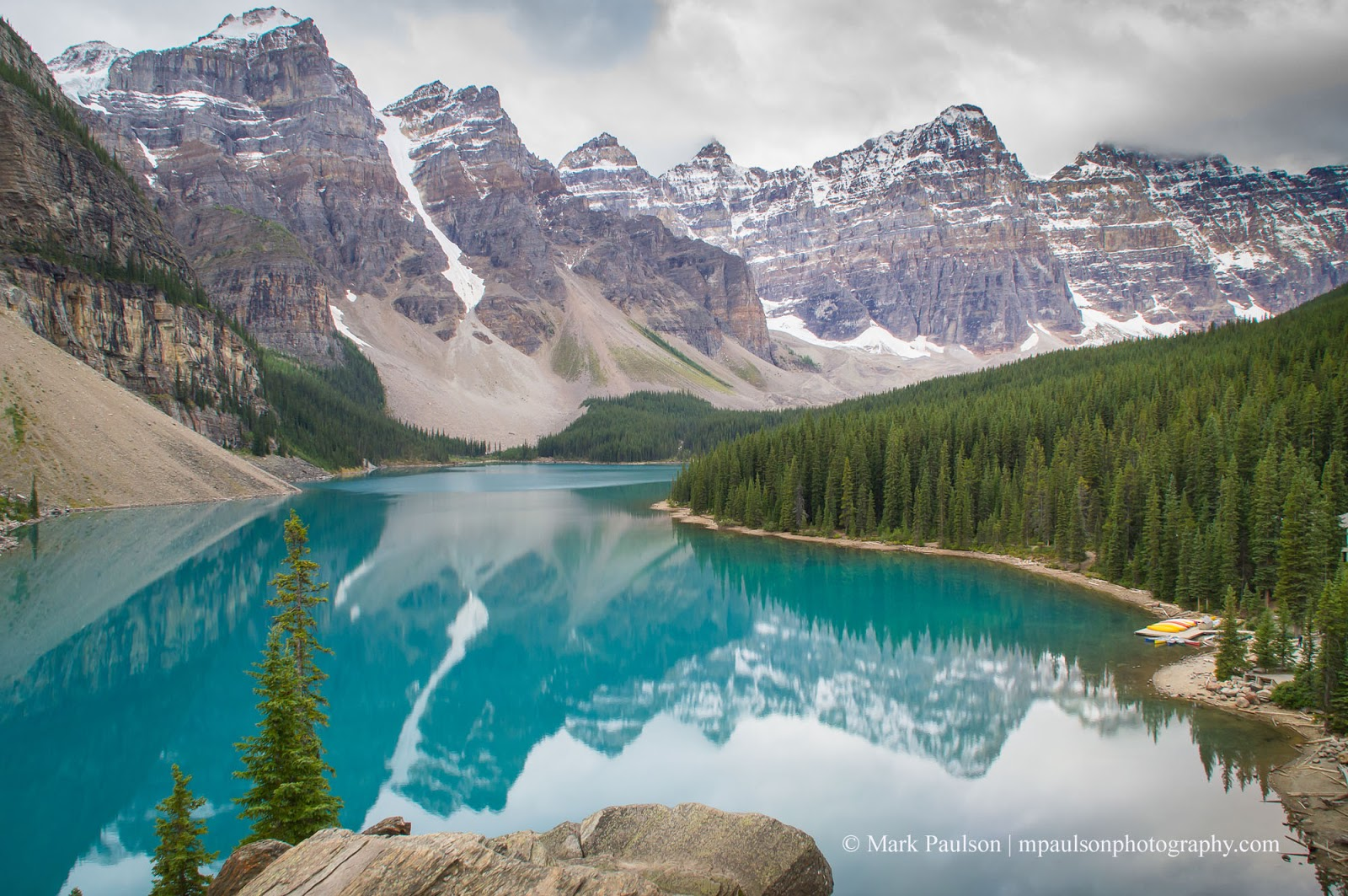 Map Artistic Photography Photo Of The Day Morraine Lake Banff Canada