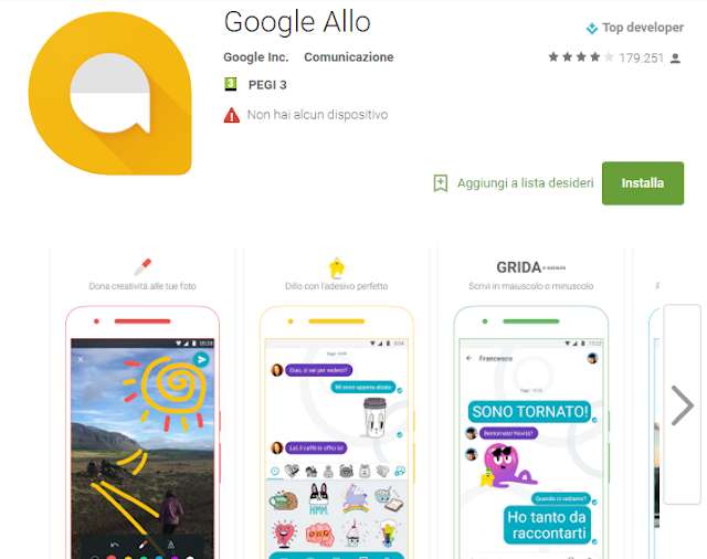 google allo screen-shot