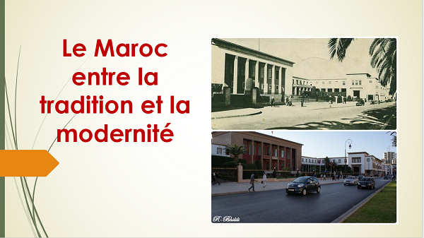 Le Maroc ppt