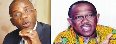 Opinion: RE: Leadership Crisis: Obi, Ohakim Disagree