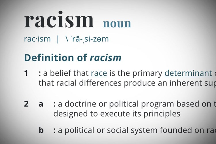 Racism-Definition