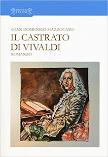 Il castrato di Vivaldi - Copertina