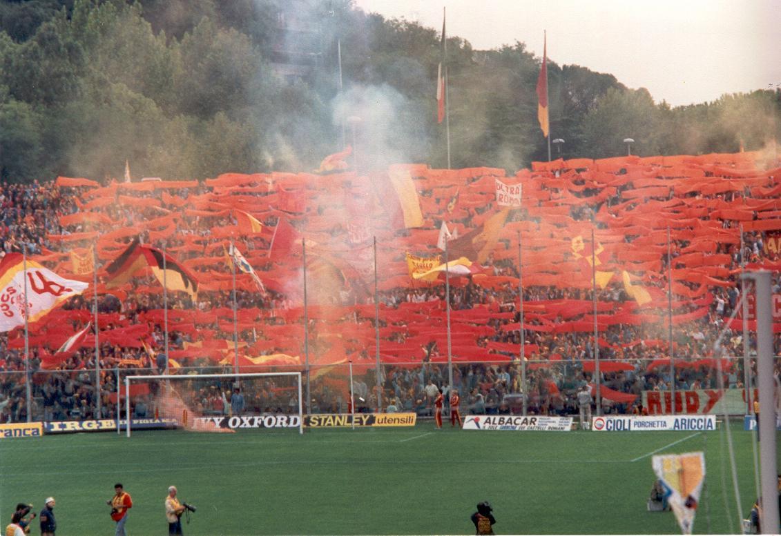 roma-napoli stadio flaminio