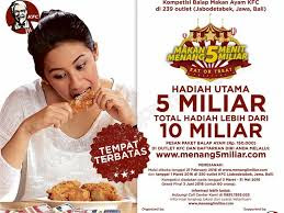 Lomba Makan Cepat Ayam KFC Berhadiah 5 Miliar Memakan Korban Jiwa