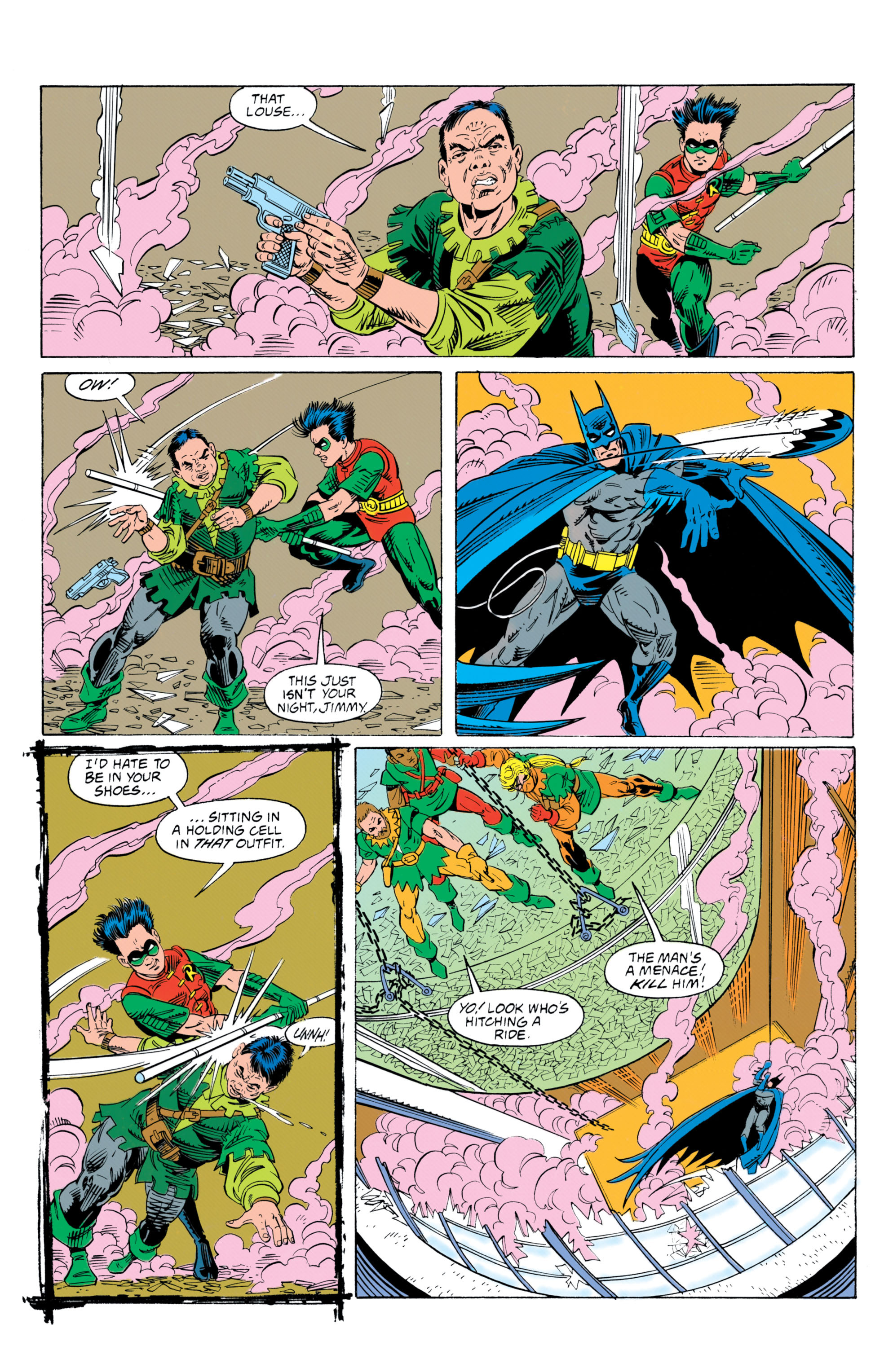 Detective Comics (1937) 649 Page 17