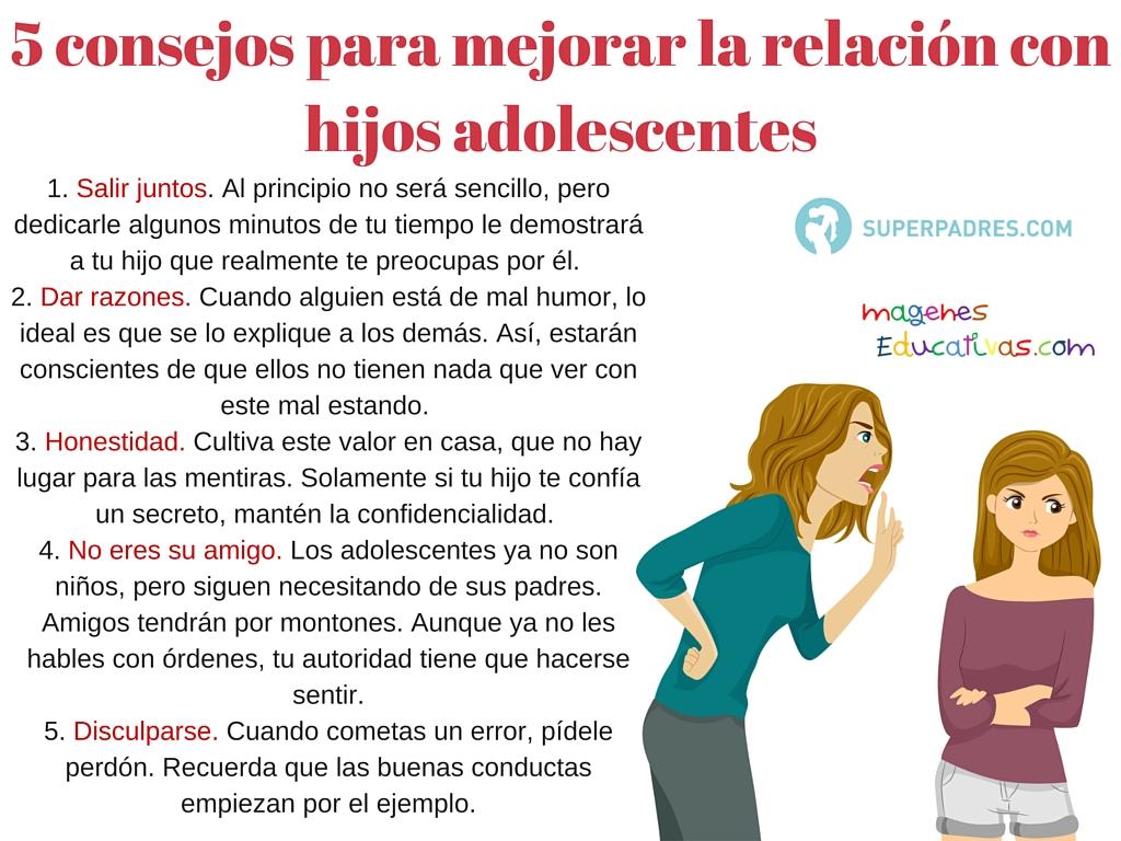 Educando juntos: Comprender y acompañar la adolescencia