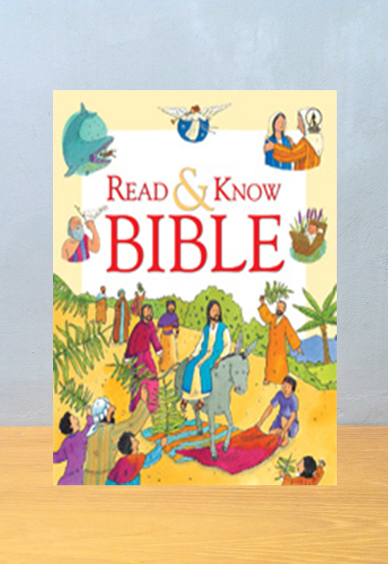 READ & KNOW BIBLE, Sophie Piper