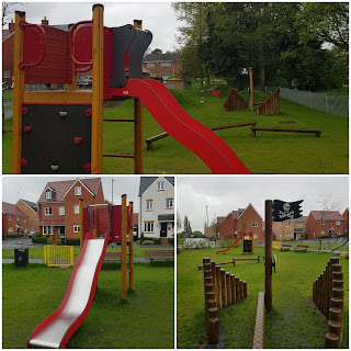 Parks and Playgrounds in Northamptonshire - Abington Vale