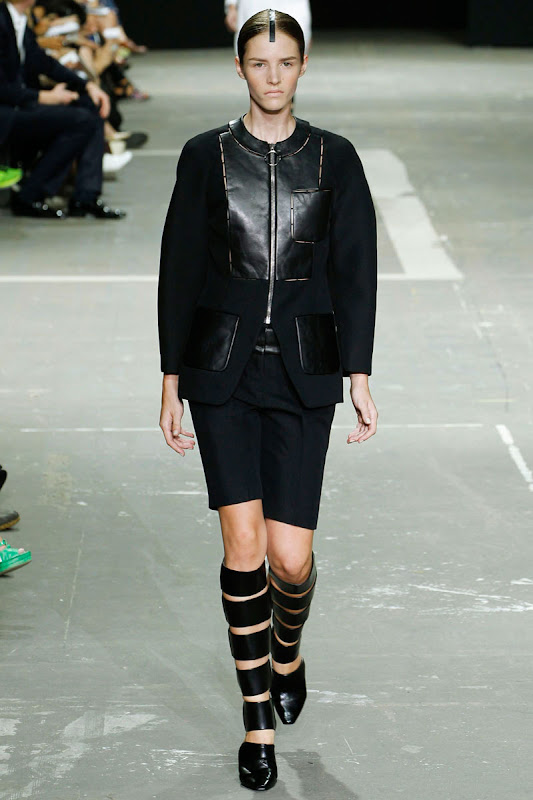 Alexander Wang Spring/Summer 2013 Women's Collection