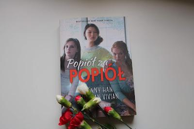 Jenny Han & Siobhan Vivian - Popiół za popiół