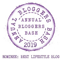 Cresting the Hill was nominated for the Best Lifestyle Blog in the Bloggers Bash Awards 2019