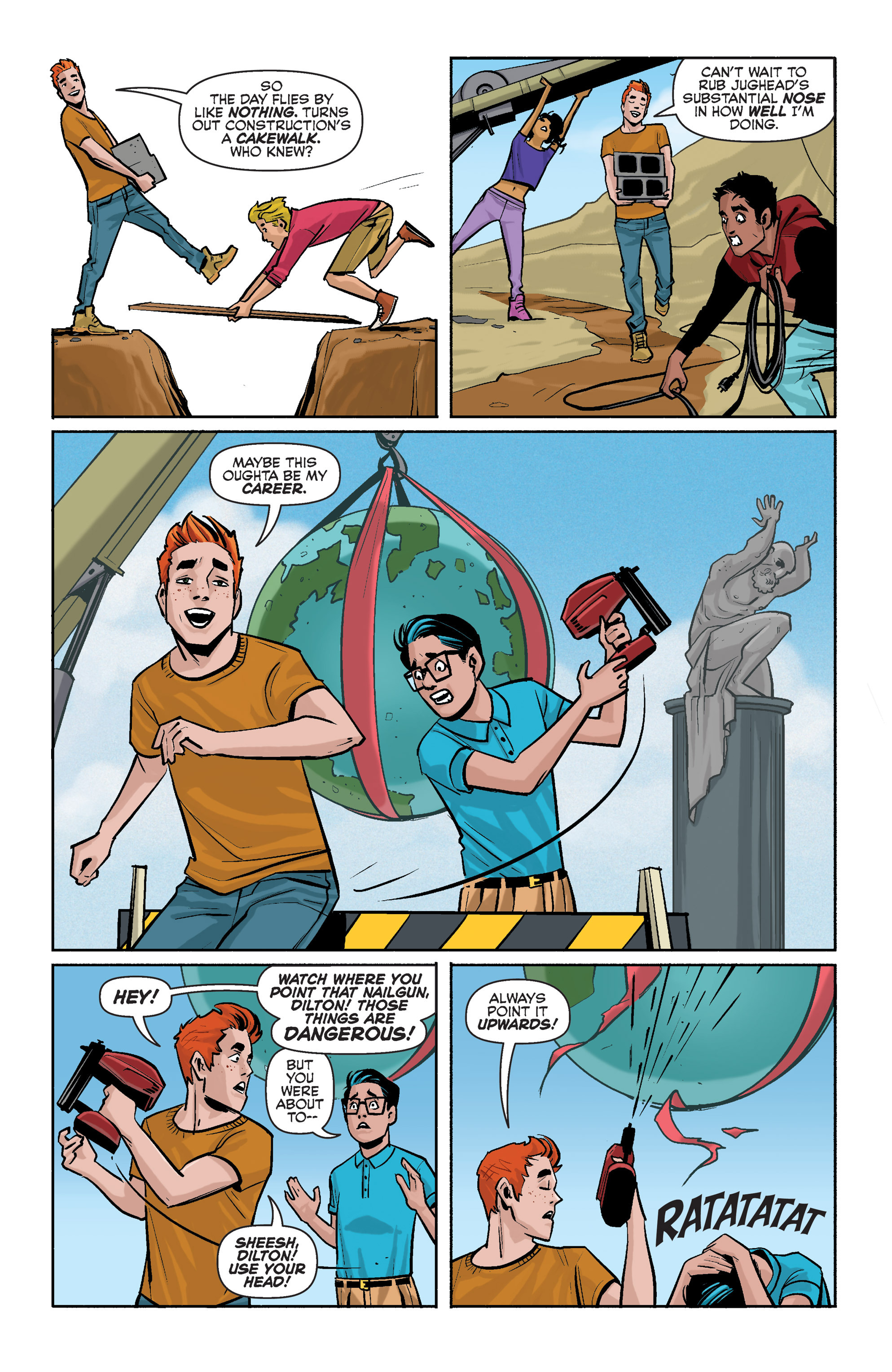 Read online Archie (2015) comic -  Issue #2 - 15